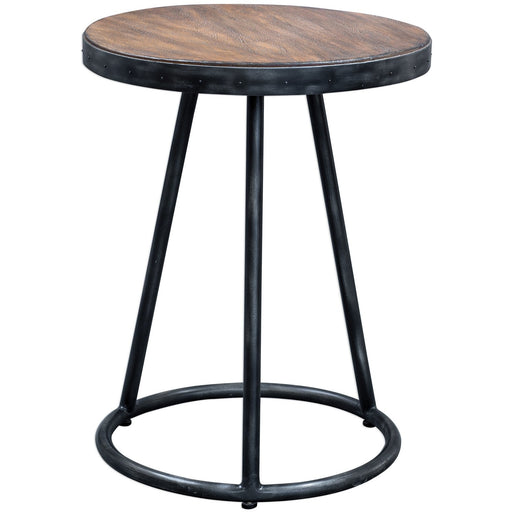 Uttermost 25889 Hector Round Accent Table