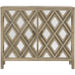 Uttermost 24866 Tahira Mirrored Accent Cabinet