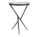 Uttermost 25374 Absalom Round Accent Table