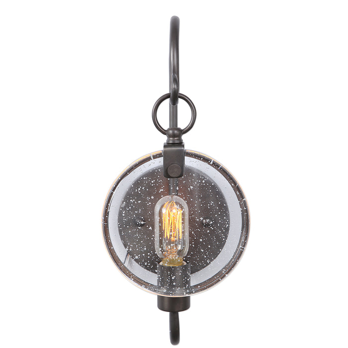 Uttermost 22520 Whitten 1 Light Bronze Sconce