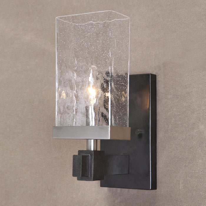 Uttermost 22521 Humboldt 1 Light Industrial Sconce