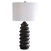Uttermost 28288-1 Mendocino Modern Table Lamp