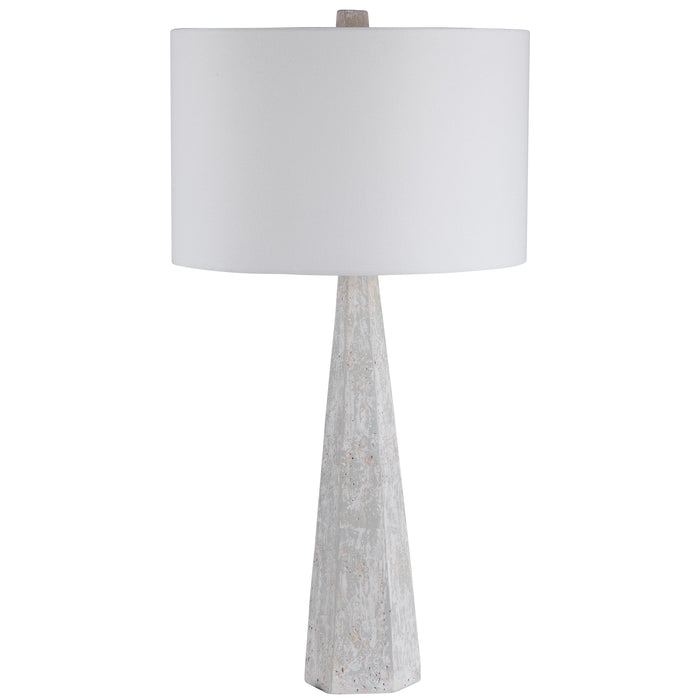 Uttermost 28287 Apollo Concrete Table Lamp