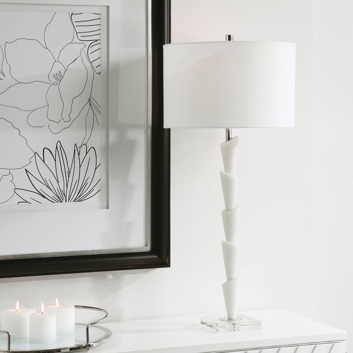 Uttermost 28296 Ibiza Modern Table Lamp