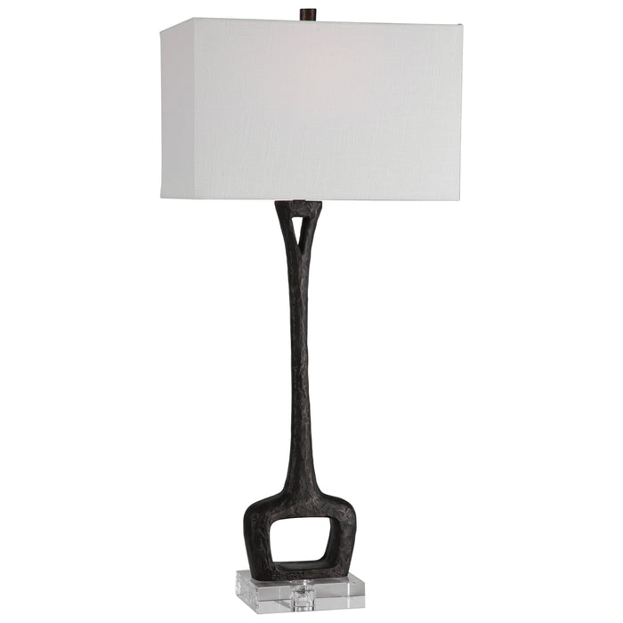 Uttermost 28297 Darbie Iron Table Lamp