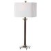 Uttermost 28349-1 Phillips Brass Table Lamp