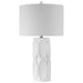 Uttermost 28342-1 Sinclair White Table Lamp
