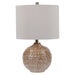 Uttermost 28343-1 Lagos Rustic Table Lamp