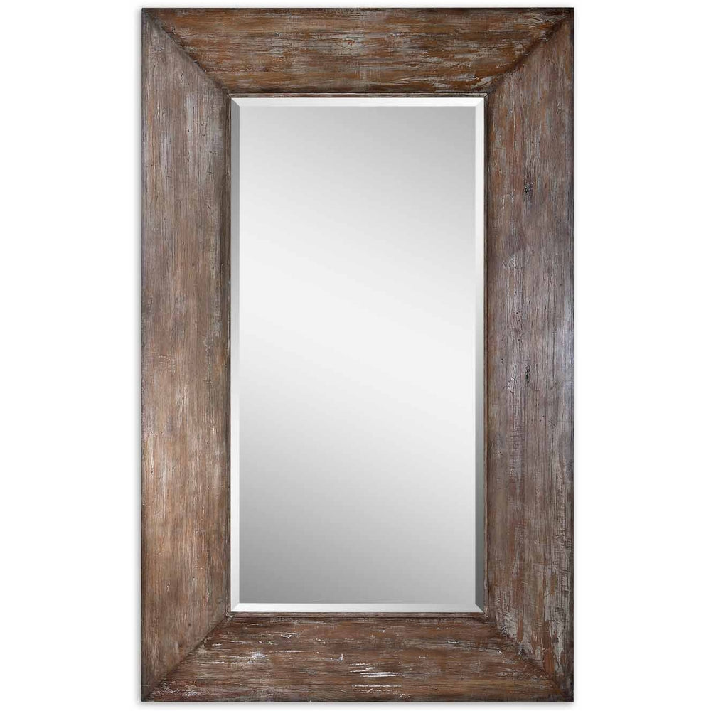 Uttermost 9505 Langford Large Wood Mirror