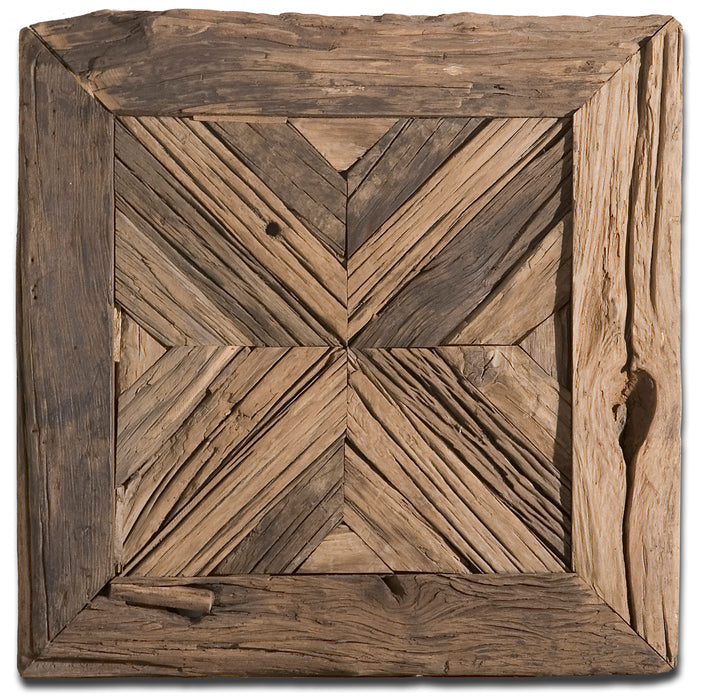 Uttermost 04014 Rennick Reclaimed Wood Wall Art