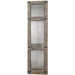 Uttermost 13835 Saragano Distressed Leaner Mirror