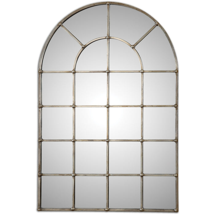 Uttermost 12875 Barwell Arch Window Mirror