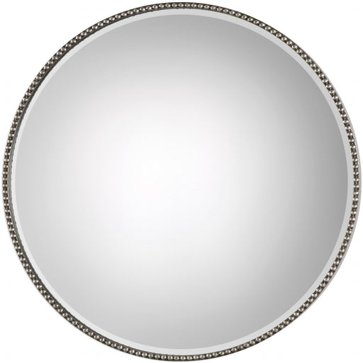 Uttermost 9252 Stefania Beaded Round Mirror