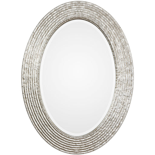 Uttermost 9356 Conder Oval Silver Mirror