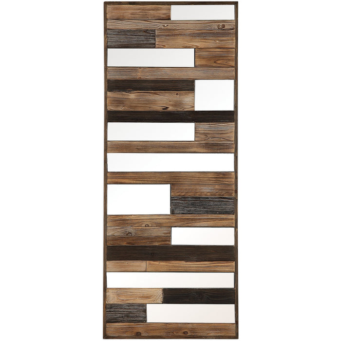 Uttermost 4159 Kaine Wooden Wall Art