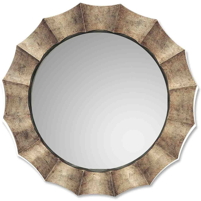 Uttermost 06048 P Gotham U Antique Silver Mirror