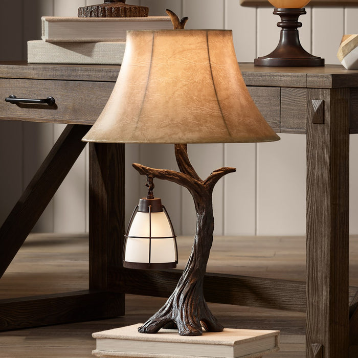 Pacific Coast Lighting Mountain Wind Table Lamp