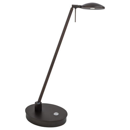 George Kovacs P4336-647 George's Reading Room Copper Bronze Patina LED Table Lamp