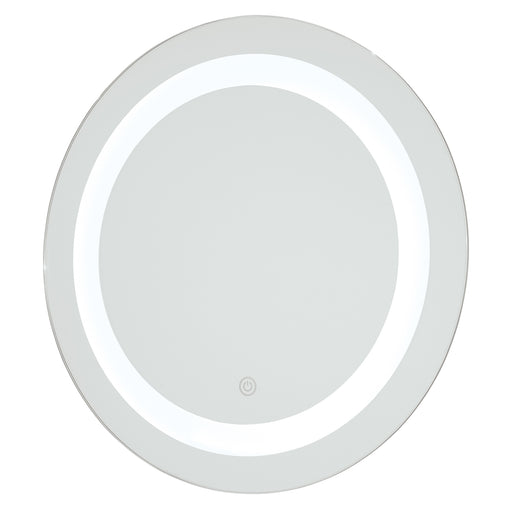 George Kovacs P6105 LED Round Mirror w/ Night Light