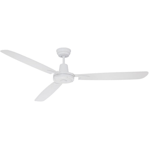 "Craftmade VE58W3 Velocity White 58"" Ceiling Fan"