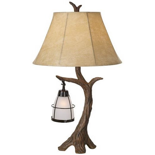 Pacific Coast 87-6462-49 Mountain Wind Table Lamp - ALCOVE LIGHTING