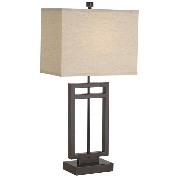 Pacific Coast Lighting 87-6576-20 Central Loft Table Lamp