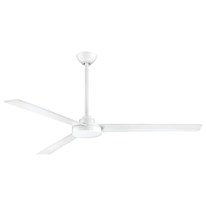 Minka Aire Roto XL 62 in. Indoor/Outdoor Flat White Ceiling Fan