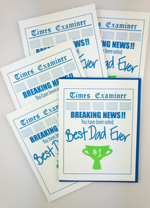 Best Dad Ever | Father's Day Card