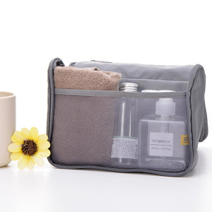 Travel Toiletry Organizer Wash Bag - Inside #1
