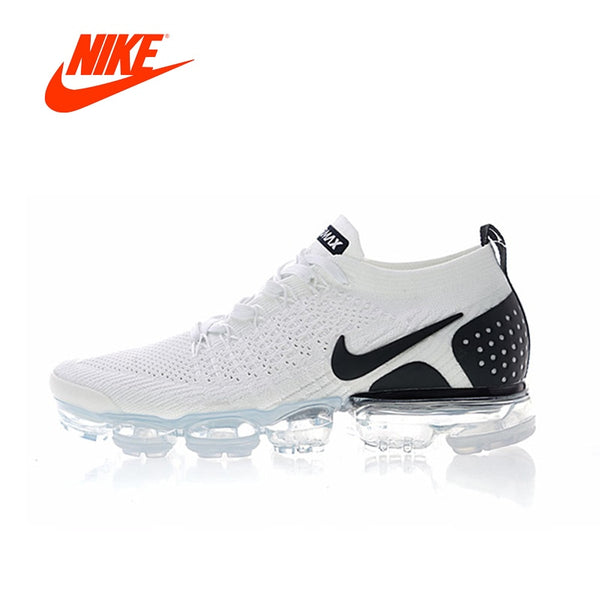4705401ad1 Original New Arrival Authentic NIKE AIR VAPORMAX FLYKNIT 2 Men's Breathable  Running Shoes Sport Outdoor Sneakers