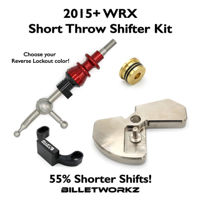 Short Shifter Kit - 2015+ WRX - Build Your Own