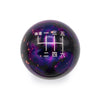 Purple Cosmic Space - 6 Speed Japanese Engraving - Cruze Fitment
