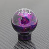 Purple Cosmic Space - 6 Speed Velocity Engraving - Infiniti Fitment