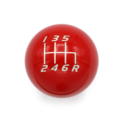 Gloss Red Weighted - 6 Speed Velocity (Reverse Right-Down)
