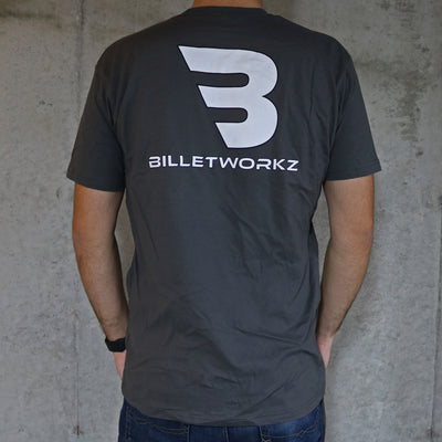 Billetworkz Classic T-Shirt - Gray