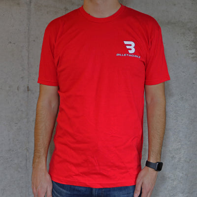 Billetworkz Classic T-Shirt - Red