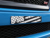"""American Flag - Distressed"" Plate Delete"