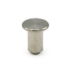 E-Brake Button - Titanium Brushed