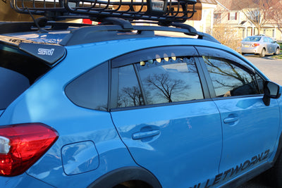 Subaru Crosstrek (2013-17) Window Vents