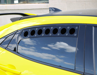 Honda Civic Hatch/Type R (2016+) Window Vents