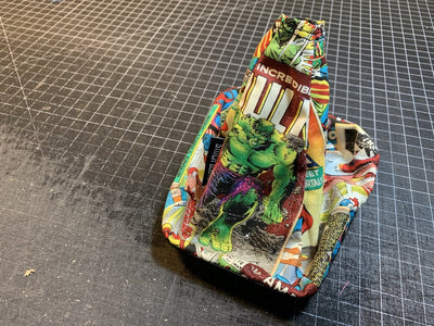 Marvel Comic Shift Boot