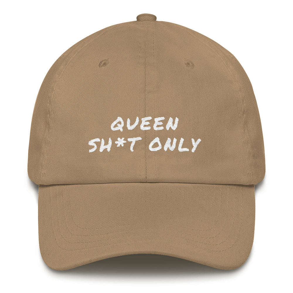QUEEN ONLY DAD HAT