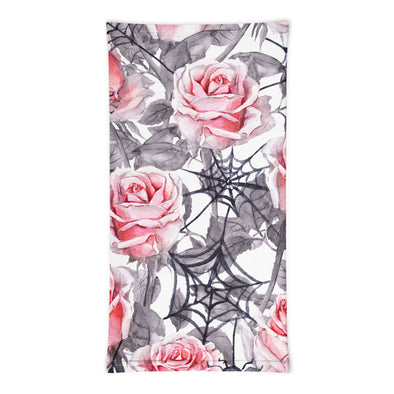 Face Covering / Neck Gaiter: Rose