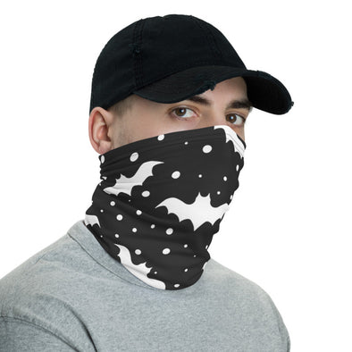 Face covering / Neck Gaiter: Bats