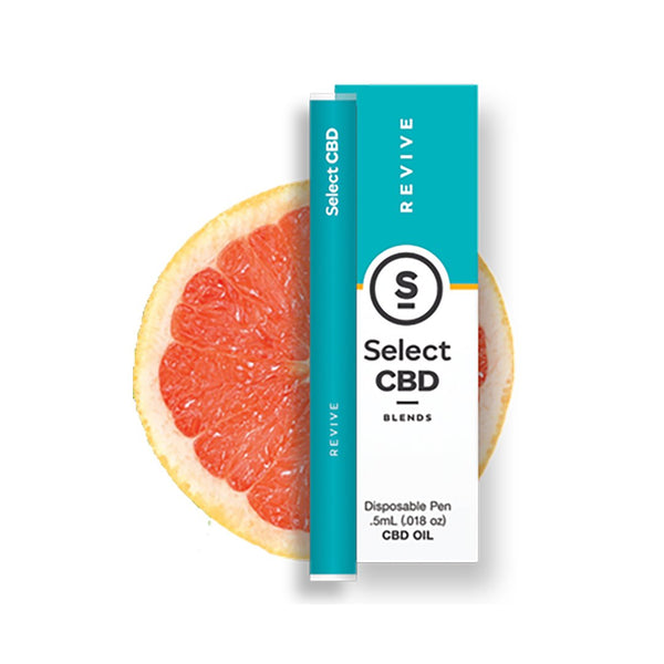 Select - Revive CBD - .5 Gram Disposable Vape Pen