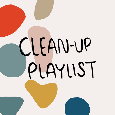Clean-up Playlist My Daughter Florence