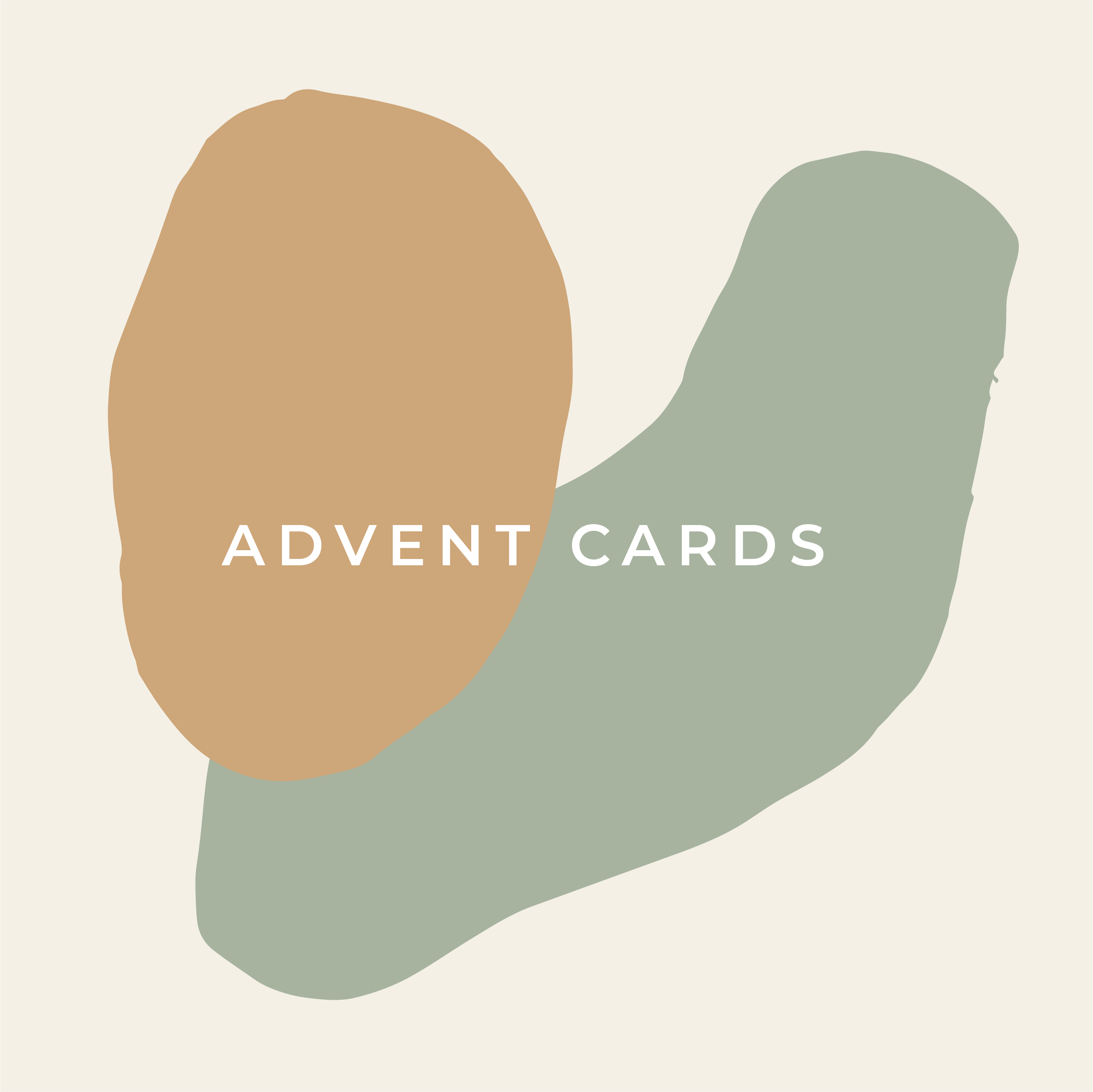 30 Advent Cards