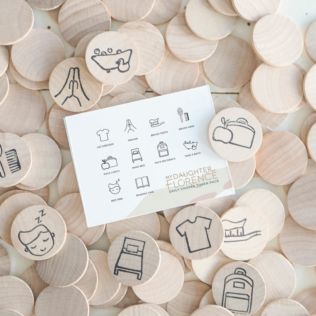 Daily Chores Tokens