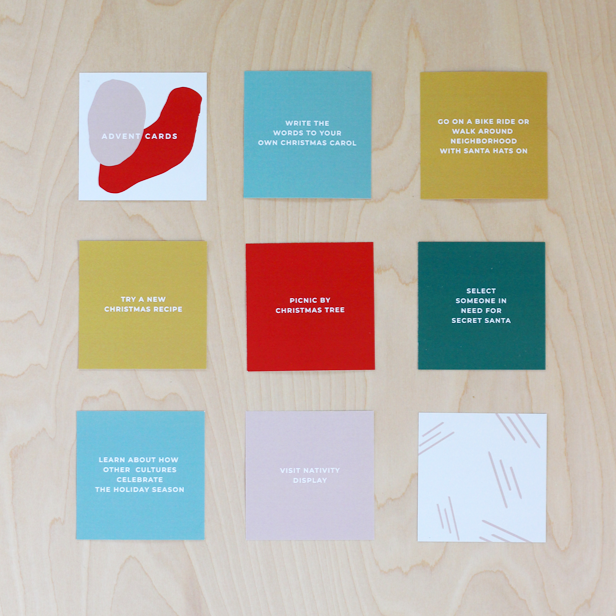 30 Advent Cards *Presale will ship 11/01