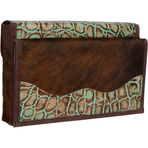 The Little Bear Peak II Diaper Clutch & Changing Pad
